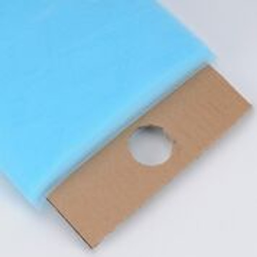 Light Blue - Nylon Tulle Fabric - 40 Yards By Roll