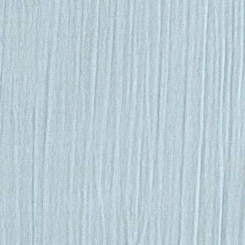 Baby Blue - Cotton Island Breeze Gauze Fabric