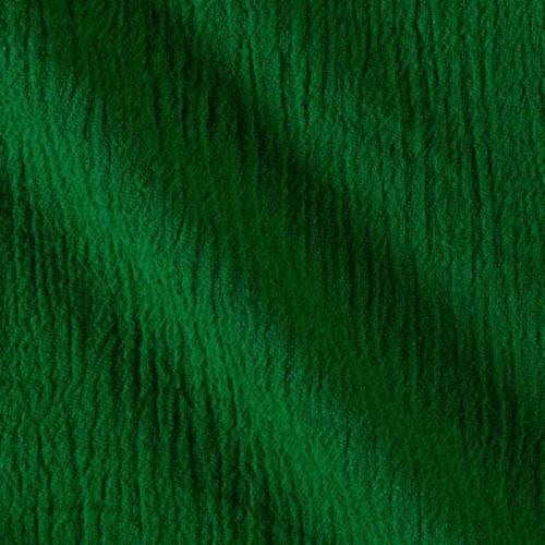 Flag Green - Cotton Island Breeze Gauze Fabric