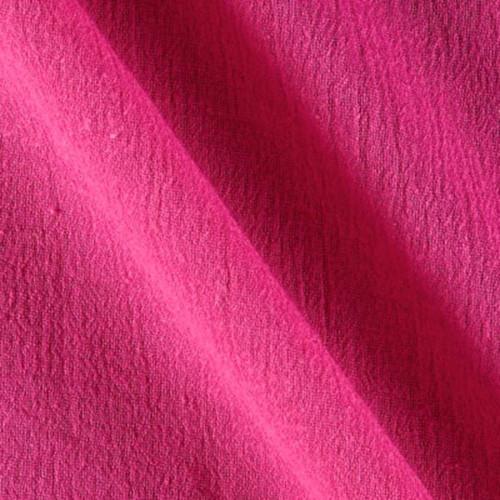 Fuchsia - Cotton Island Breeze Gauze Fabric
