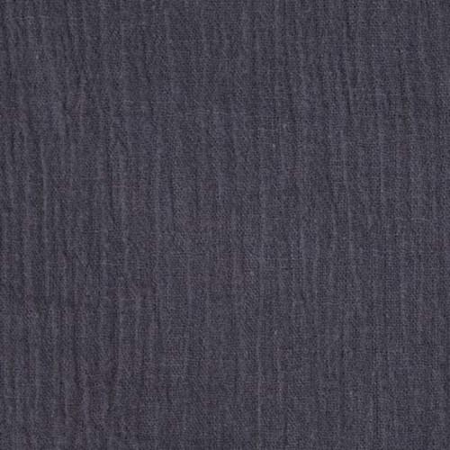 Grey - Cotton Island Breeze Gauze Fabric
