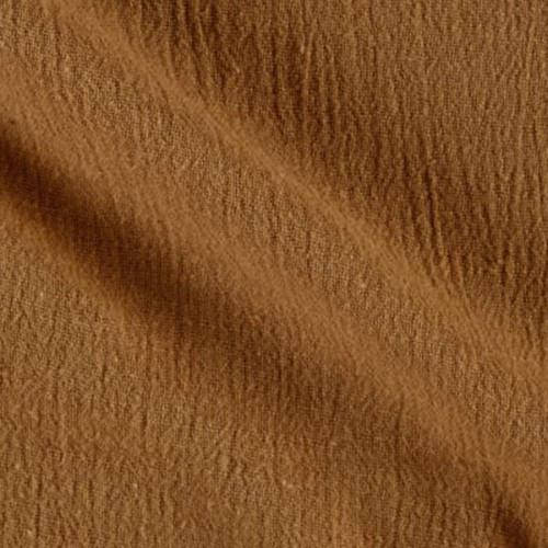 Khaki - Cotton Island Breeze Gauze Fabric