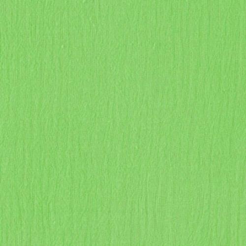 Lime - Cotton Island Breeze Gauze Fabric