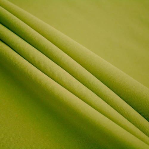 "Avocado - Polyester Poplin Fabric 60"" Wide"