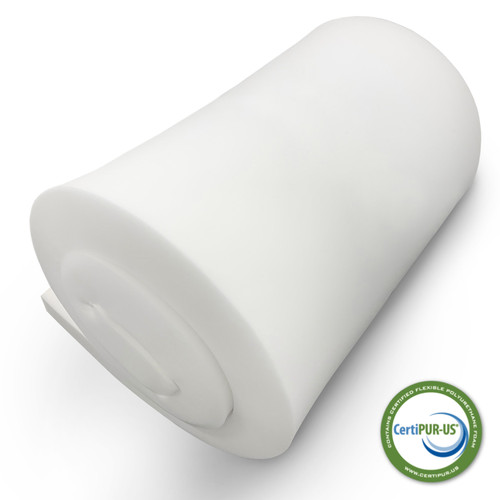 "High Density Foam 5"" Height x 12″ Width x 96″ Length"