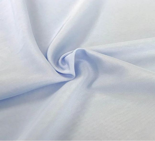 "60"" Wide Chiffon Fabric - Baby Blue"