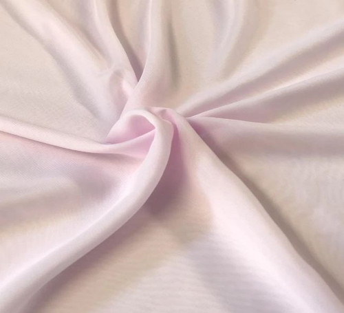 "60"" Wide Chiffon Fabric - Light Pink"