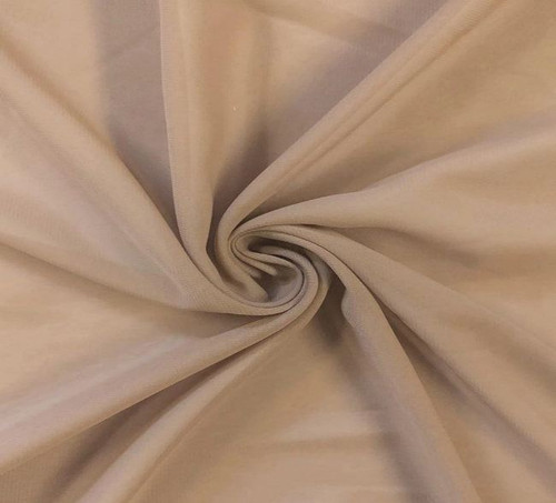 "60"" Wide Chiffon Fabric - Sand"