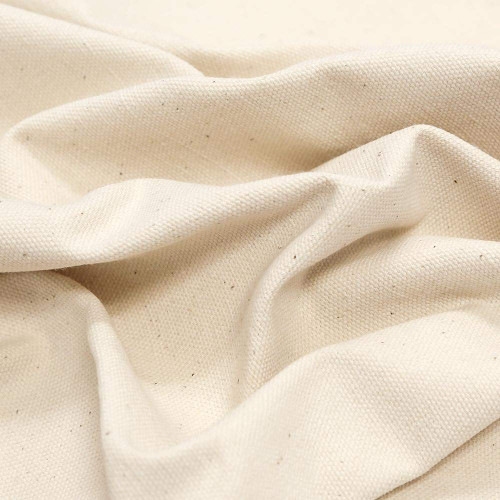 "60"" Wide Wide Unprimed Cotton Canvas Fabric 10oz Natural Duck Cloth"