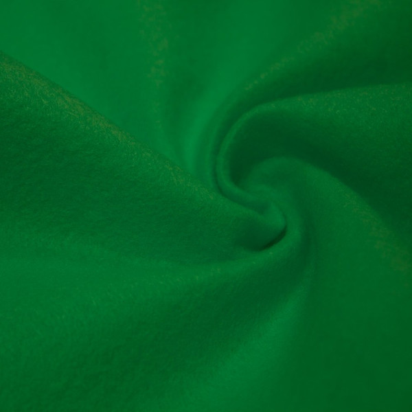 "72-Inch Wide 1/16"" Thick Acrylic Felt Fabric - Green"