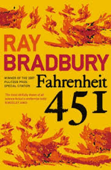 Fahrenheit 451 (Harper Edn)