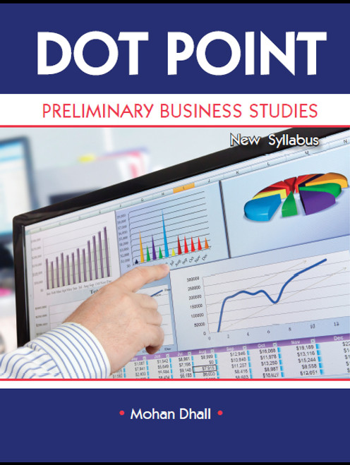 Dot Point Preliminary Business Studies