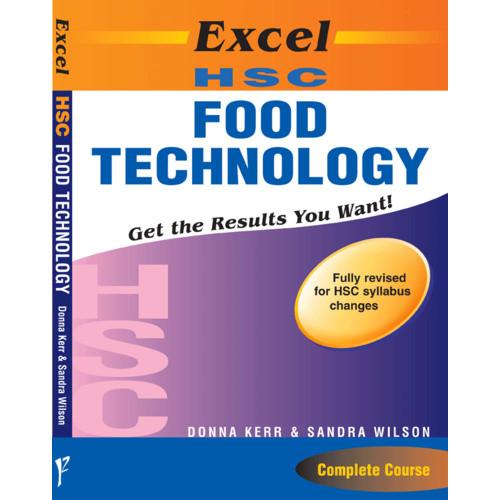 Excel HSC Food Technology