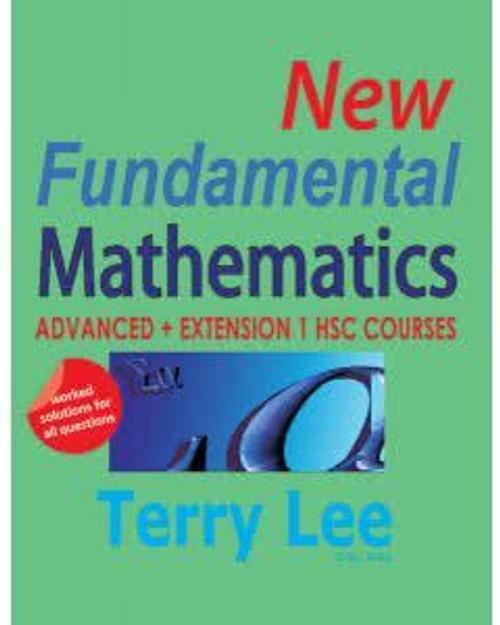 New Fundamental Mathematics: Advanced and Extension 1 HSC
