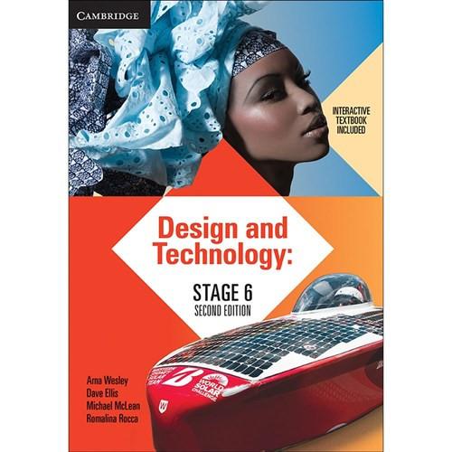 Cambridge Design & Tech NSW Stg 6 (Print & Digital) 2E