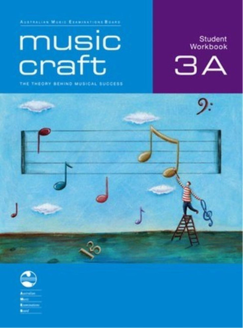 Music Craft Student Workbook 3A and CDs