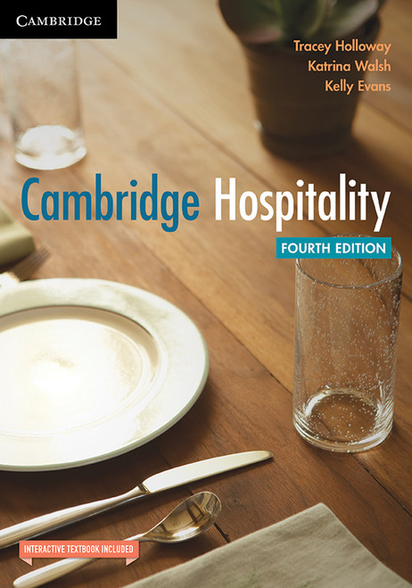 Cambridge Hospitality 4ed (Print and interactive)