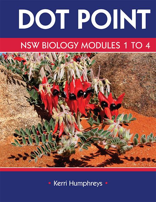 Dot Point NSW Biology Modules 1-4