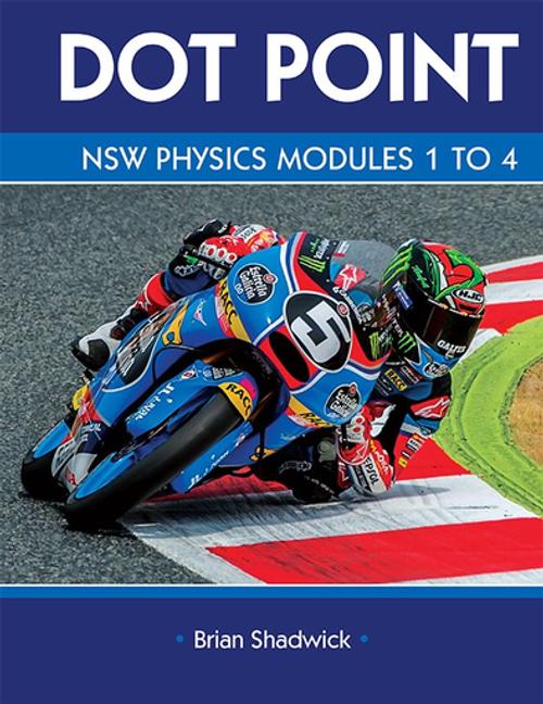 Dot Point NSW Physics Modules 1-4
