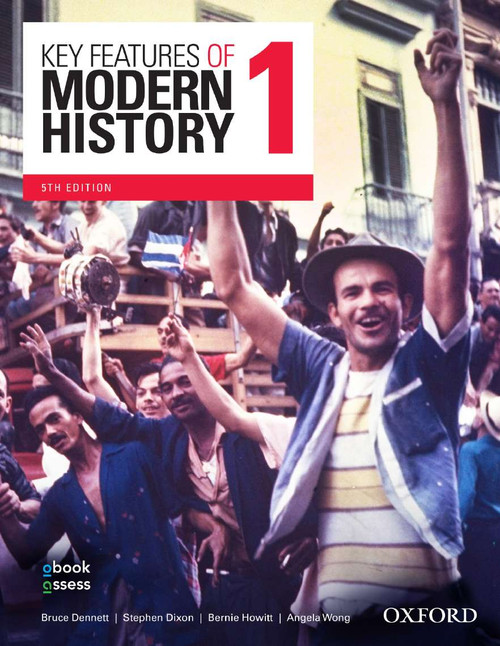 Key Features of Modern History 1 Year 11