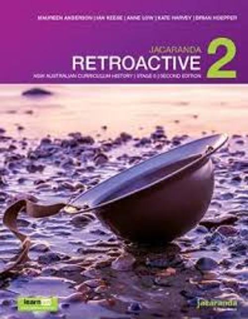Retroactive 2 Stage 5 NSW AC 2nd Ed (Print/Digital)