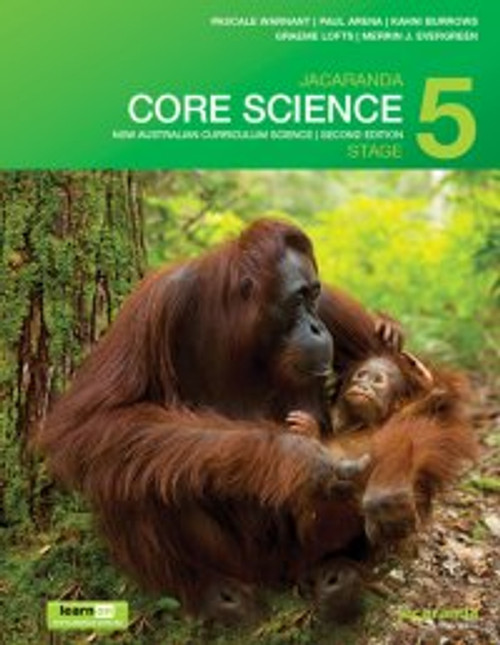 Core Science Stage 5 NSW AC 2nd Ed (Print/Digital