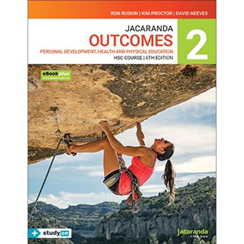 Outcomes 2 HSC PDHPE (Print, Ebook, StudyON)