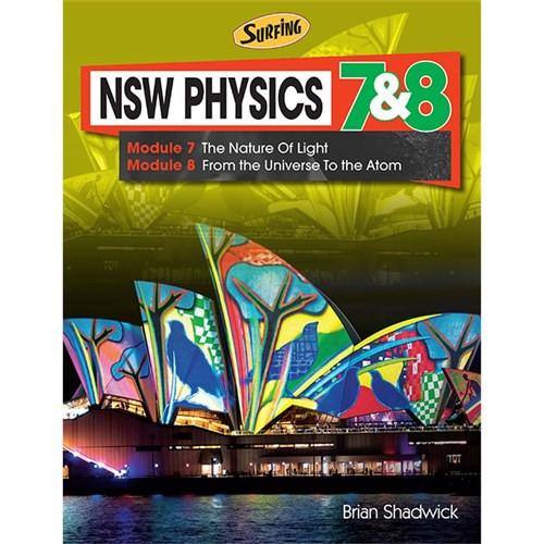 NSW Surfing Physics Modules 7 & 8
