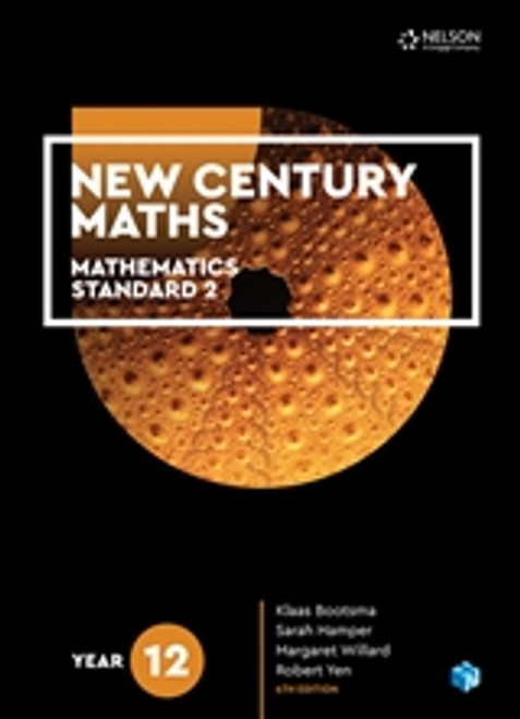 New Century Maths 12 Standard 2 (Print & Digital)