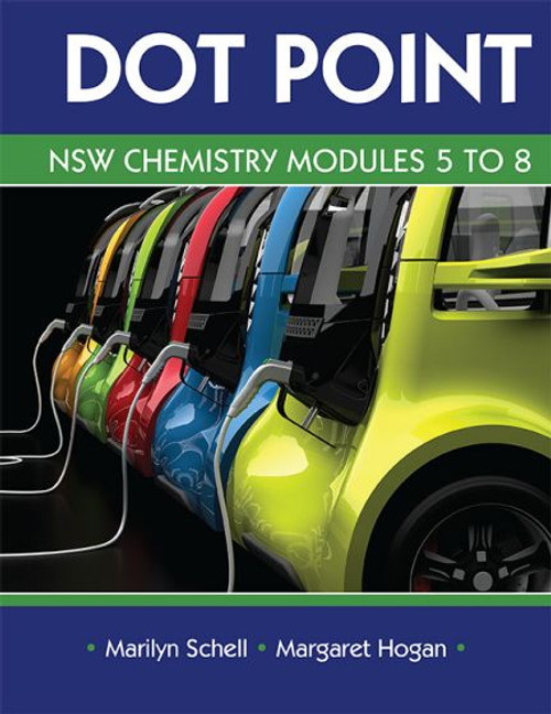Dot Point NSW Chemistry Modules 5 To 8