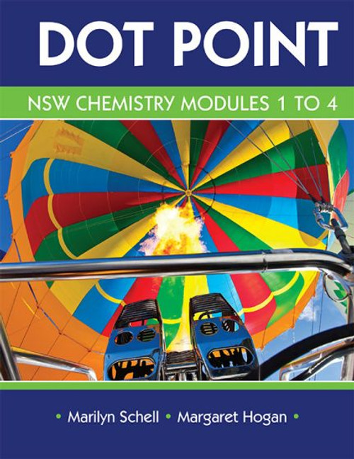 Dot Point NSW Chemistry Modules 1 To 4