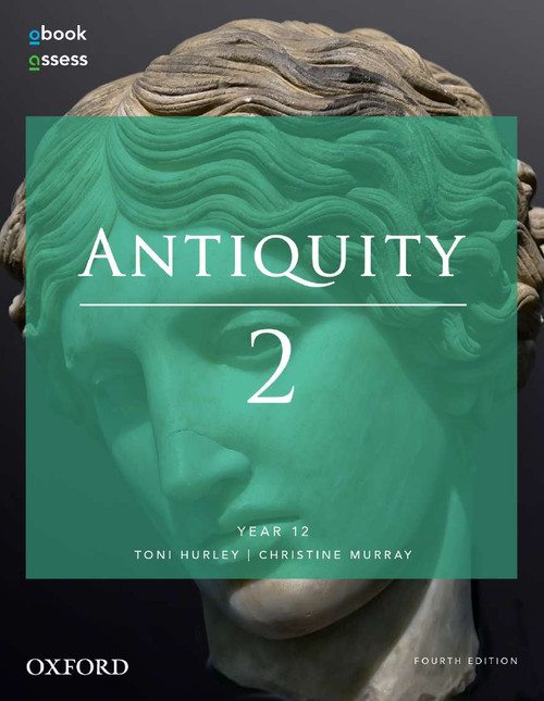 Antiquity 2 Yr 12 (Student book & obook assess)