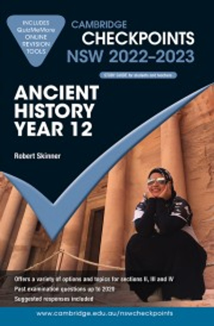 Cambridge Checkpoints NSW 2022-2023 Ancient History Yr 12