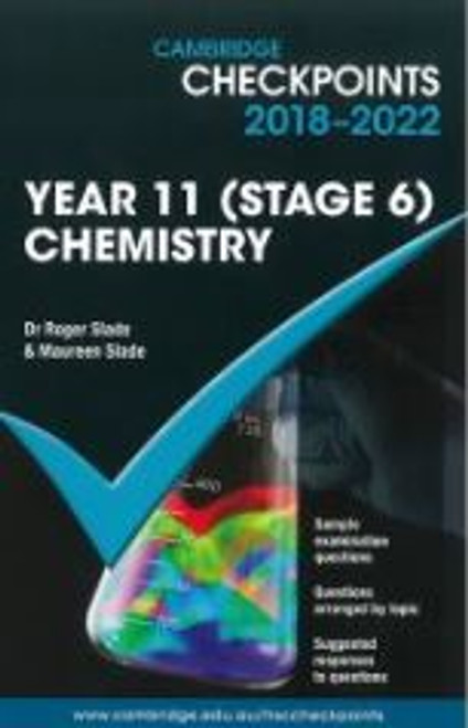 Cambridge Checkpoints 2018 - 2022 Chemistry Yr 11