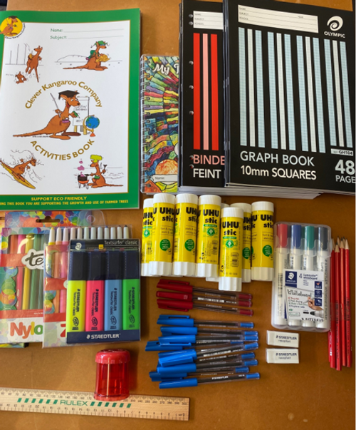 OLPS Year 6 Back to School Pack 2021