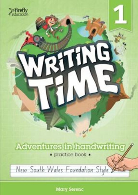 Writing Time 1 (NSW Foundation Style)