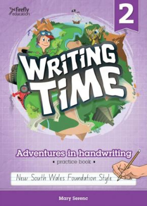 Writing Time 2 (NSW Foundation Style)