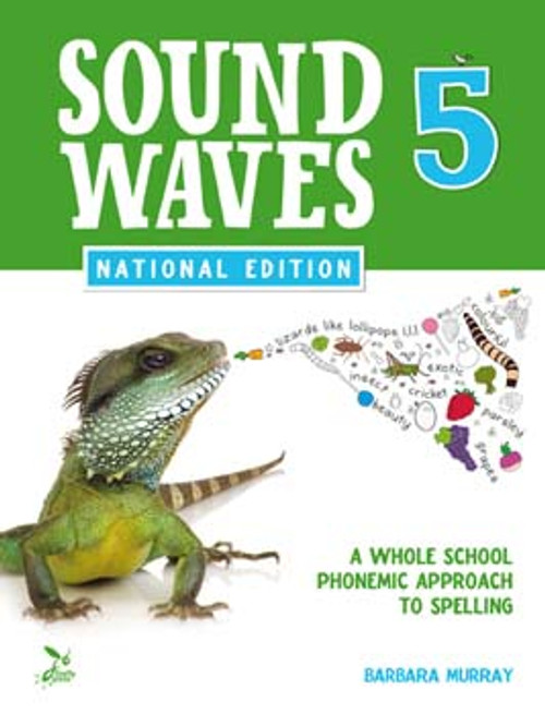 Sound Waves National Edition Student Book 5