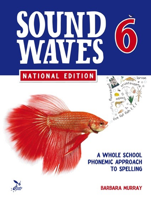 Sound Waves National Edition Student Book 6