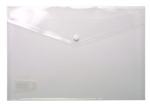 Document Folder/ Wallet A4 Tudor Press Stud Closure