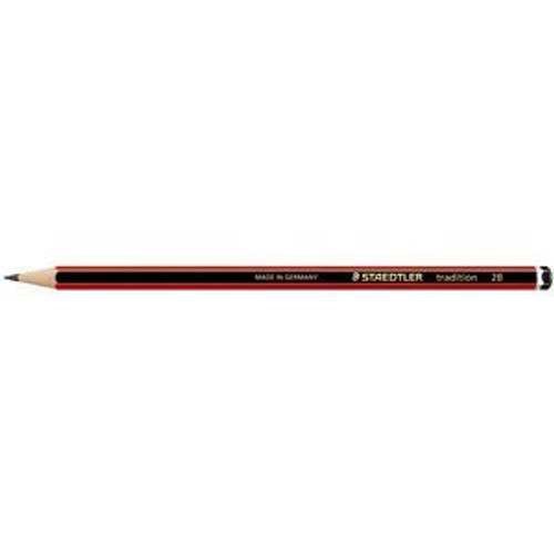 Pencil 2B Staedtler Tradition