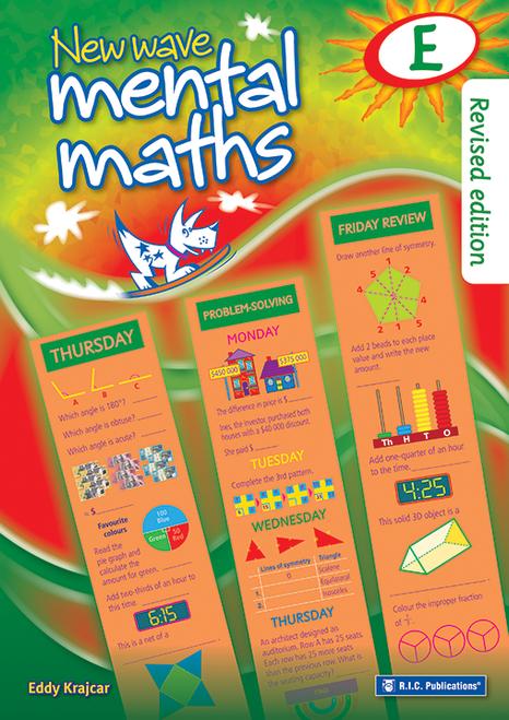 New Wave Mental Maths Book E