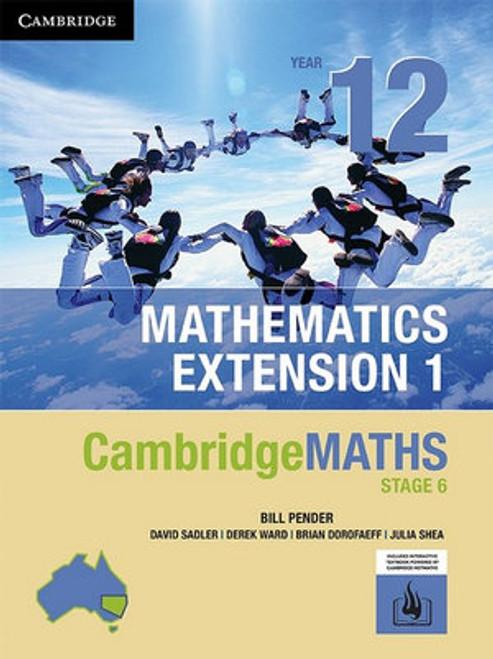 Cambridge Maths NSW Extension1 YR 12
