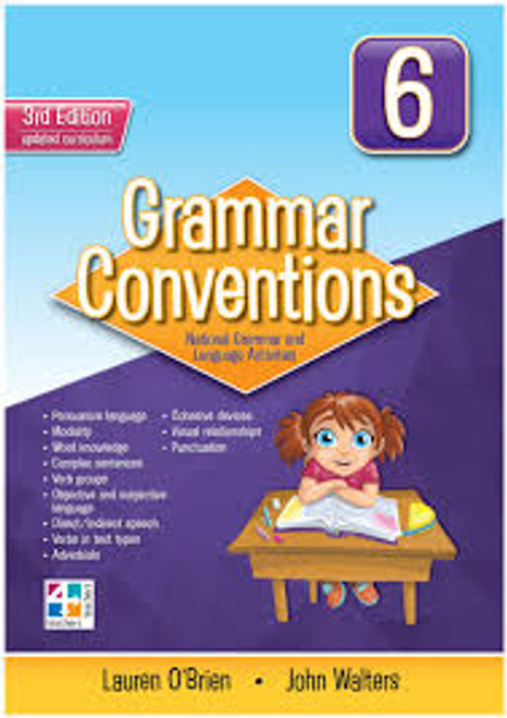 Grammar Conventions 6