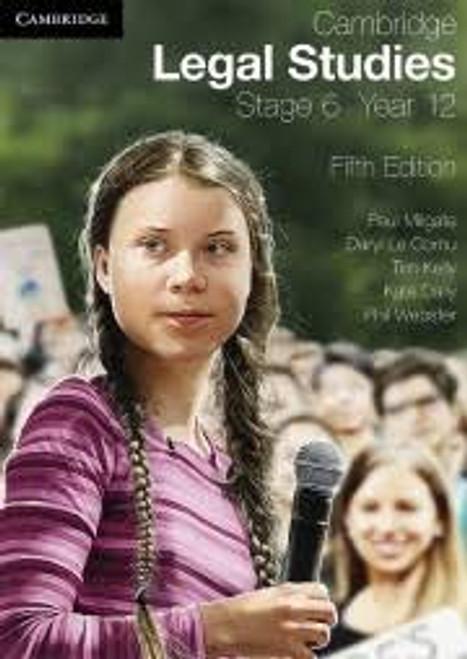 Cambridge Legal Studies Yr 12 5th Ed