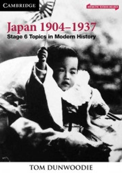 Japan 1904-1937 Stage 6 Modern History