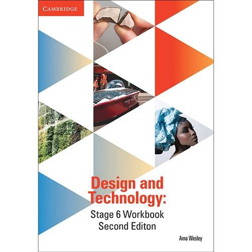 Design & Technology Stage 6 Workbook 2E