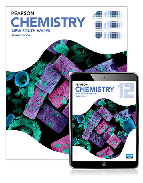 Pearson Chemistry Student Book Year 12