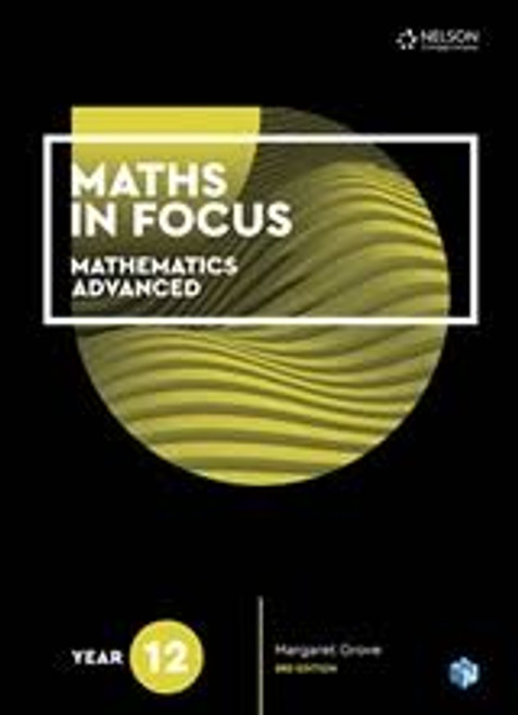 Maths in Focus: Mathematics Advanced