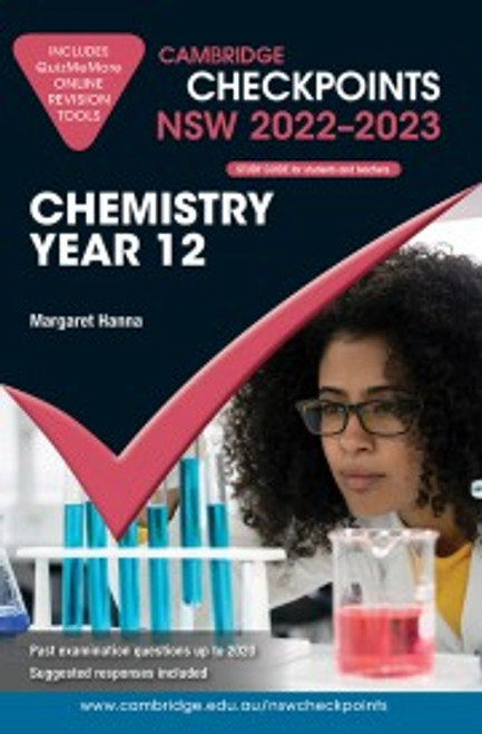 Cambridge Checkpoints NSW (2022-2023): Chemistry Year 12